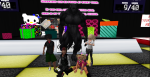 Chuck, Epic, Kay and Maddie catch Chivi16 Marioman in this awesome Werewolf Avi