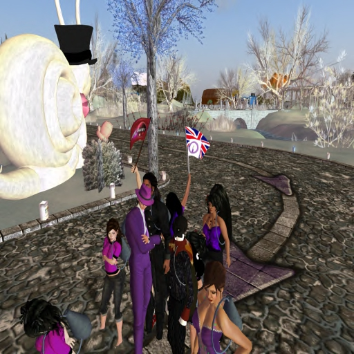 2011 Relay For LIfe of Second Life