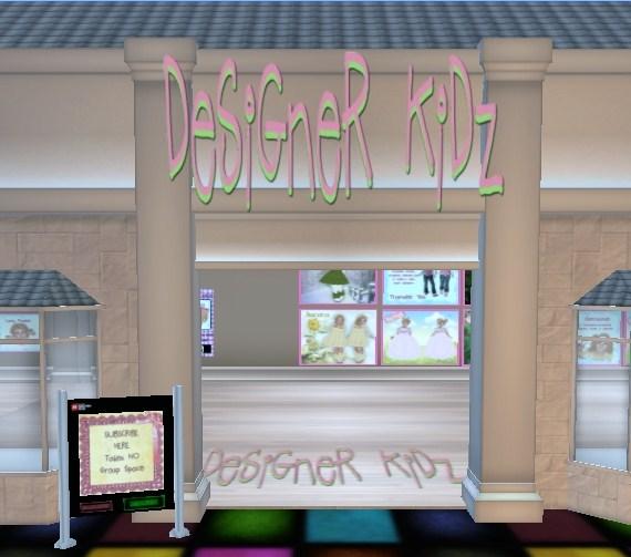 Designer Kids Entrance