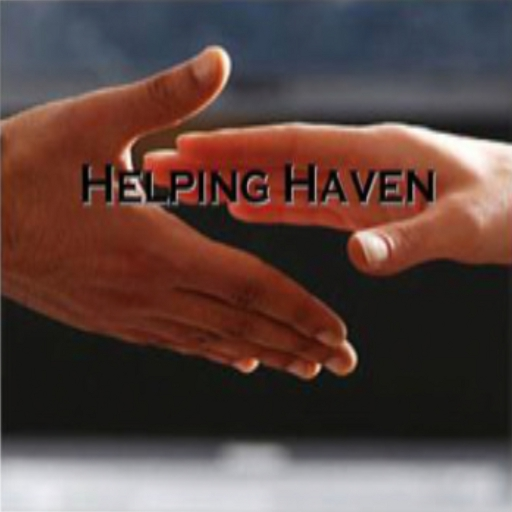 Helping Haven Logo at Isle Of Creation in Second Life