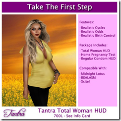 The Total Woman HUD