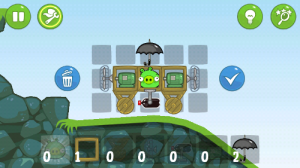 My contraption for this level