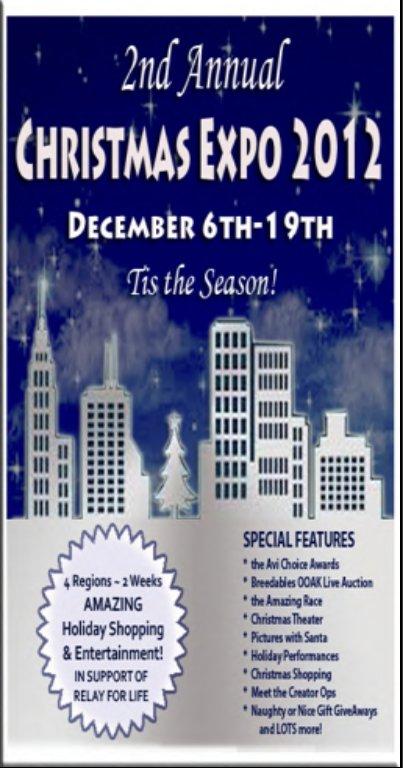 Christmas Expo Poster