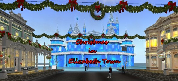 Elizabeth Towns Christmas celebration