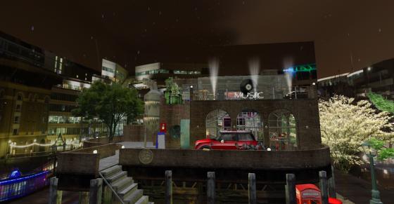 The HangOut @ Butler's Wharf