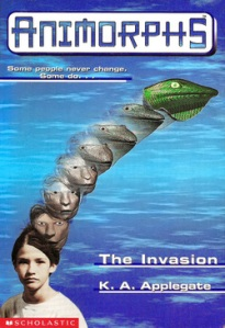 Animorphs number one