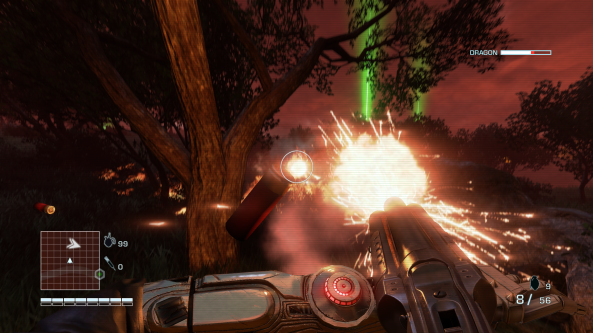 Screenshot of Far Cry 3: Blood Dragon