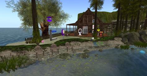 Dock & 7Seas Fishing Area
