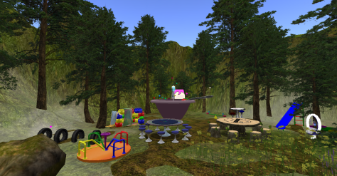 Kids Reserve Playground