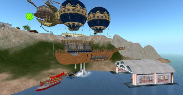 Aerodome at Greyhaven