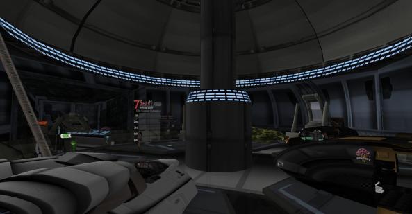 Spacestation on Pala