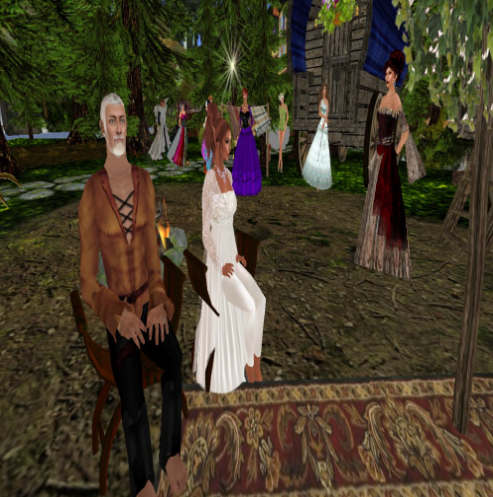 Gypsy Celebration in Avilion