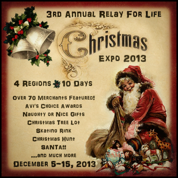 RFL Christmas Expo 2013 (texture by Texworks)