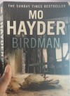 Book Review: Birdman by Mo Hayder
