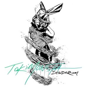 Cover of tokimonsta desiderium album
